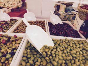 Oliven des Gardasee